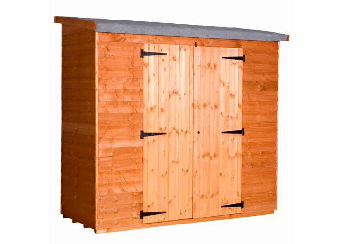 6 x 2 shed tool store shed 6 x 2 6 quot surrey shed manufacturer titan