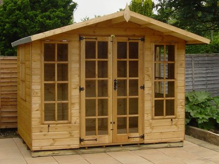 Abinger Summerhouse Shed 6 x 9