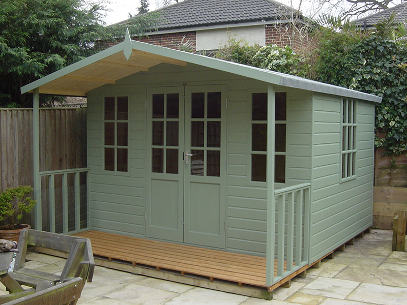 Sheds Ottors 10 X 12 Garden Shed Guide