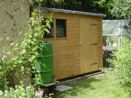Super Pent Shed 12 x 6