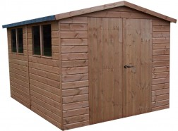 Workshop Shed 12 x 8