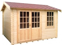 Henley Log Cabin Product