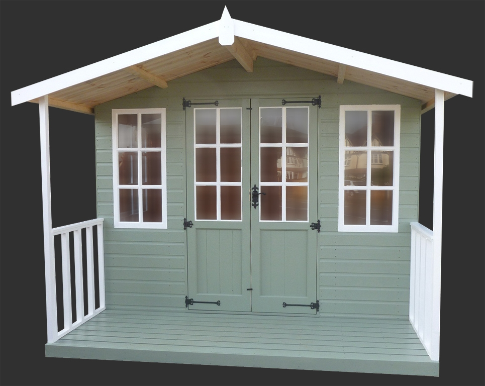 Shed Gallery   Surrey Shed Manufacturer Based In Ripley Titan Garden ...