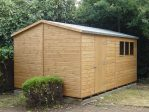 Super Apex Shed 12 x 8