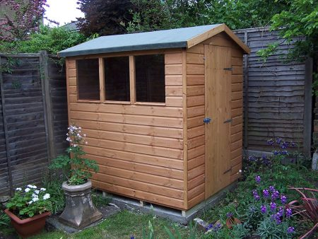 Super Apex Shed 6 x 4