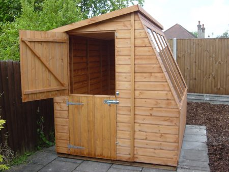 Solar Potting Shed 7 x 6