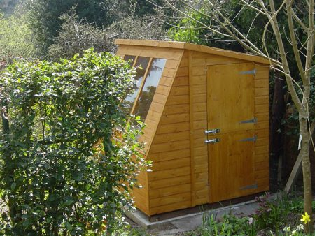 Solar Potting Shed 9 x 6