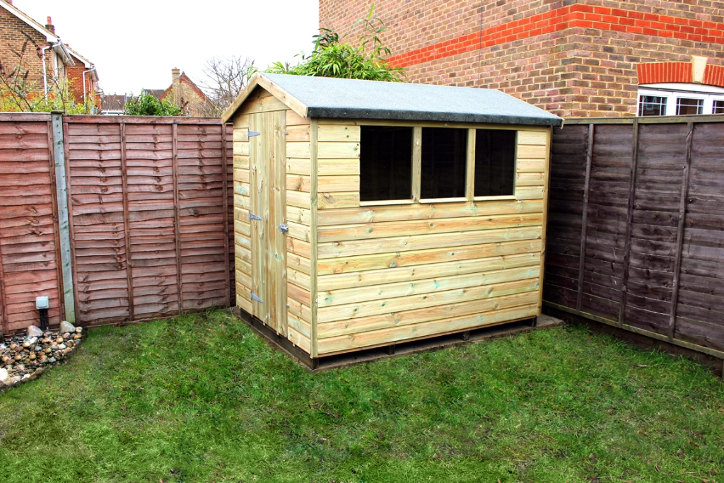 Testimonials archives page 4 of 5 titan garden buildings for Garden shed 7x5