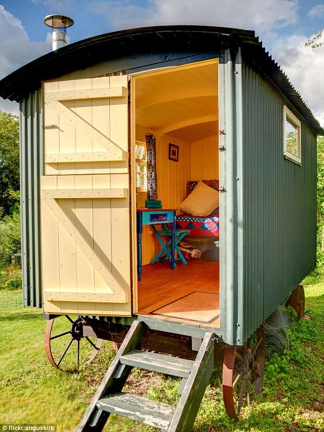 Gypsy-style Caravan